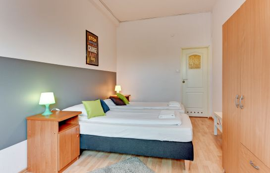 Chambre double (standard) Nice rooms