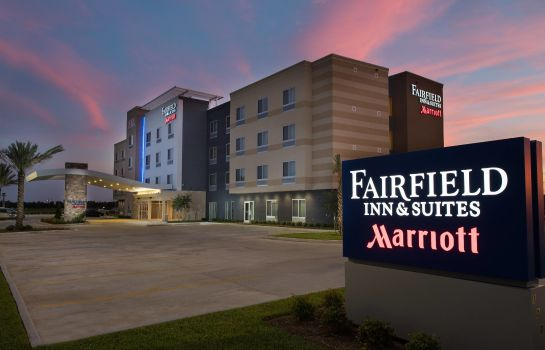Außenansicht Fairfield Inn & Suites Houma Southeast