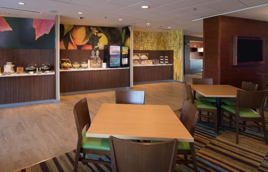 Restaurante Fairfield Inn & Suites Houma Southeast