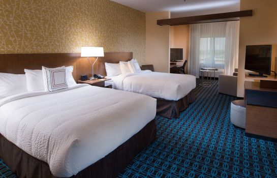 Suite Fairfield Inn & Suites Houma Southeast