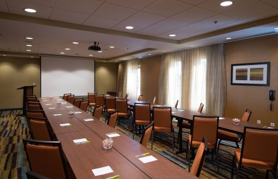 Sala konferencyjna Fairfield Inn & Suites Houma Southeast