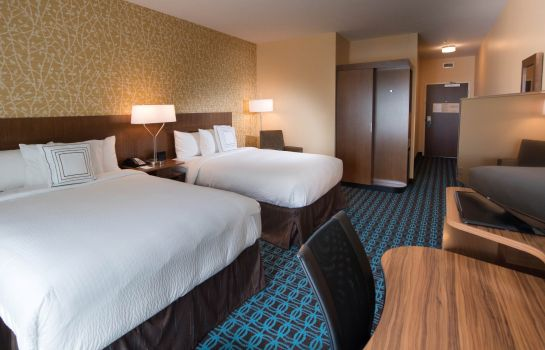 Kamers Fairfield Inn & Suites Houma Southeast