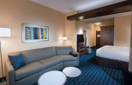 Zimmer Fairfield Inn & Suites Houma Southeast