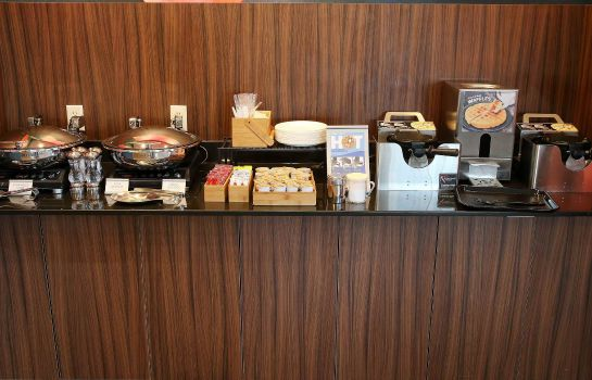 Restaurante Fairfield Inn & Suites Madison Verona