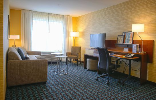Suite Fairfield Inn & Suites Madison Verona