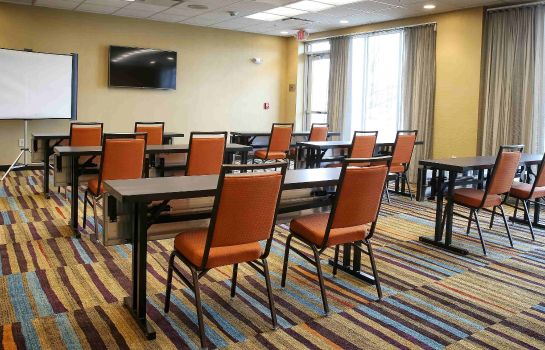 Sala konferencyjna Fairfield Inn & Suites Madison Verona