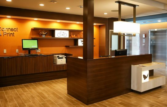 Informacja Fairfield Inn & Suites Madison Verona