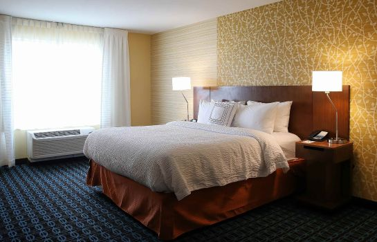 Habitación Fairfield Inn & Suites Madison Verona
