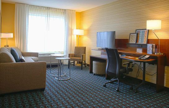 Zimmer Fairfield Inn & Suites Madison Verona