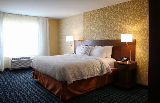 Kamers Fairfield Inn & Suites Madison Verona