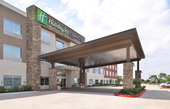 Vista esterna Holiday Inn Express & Suites HOUSTON E - PASADENA
