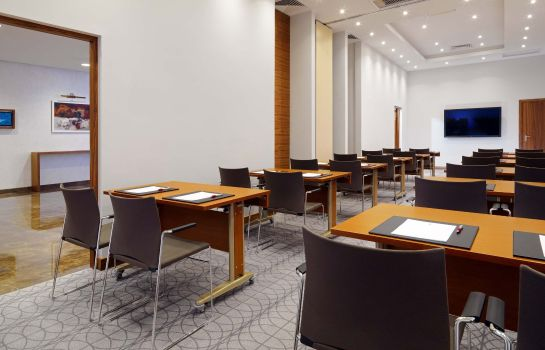 Conference room Minsk Marriott Hotel