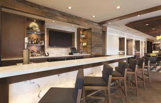 Hotel bar Homewood Suites by Hilton Pittsburgh Downtown