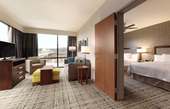 Suite Homewood Suites by Hilton Pittsburgh Downtown