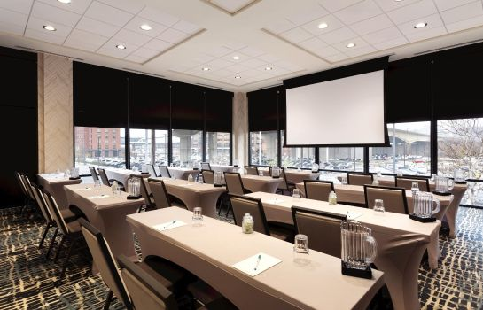 Salle de séminaires Homewood Suites by Hilton Pittsburgh Downtown