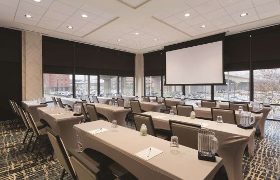 Conference room Homewood Suites by Hilton Pittsburgh Downtown