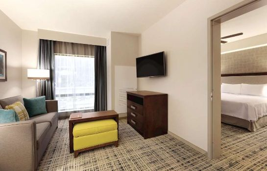Zimmer Homewood Suites by Hilton Pittsburgh Downtown