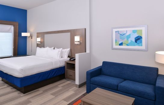 Chambre Holiday Inn Express & Suites HOUSTON E - PASADENA