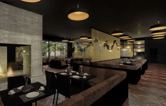 Hotelhalle Hotel ZOE by AMANO Group
