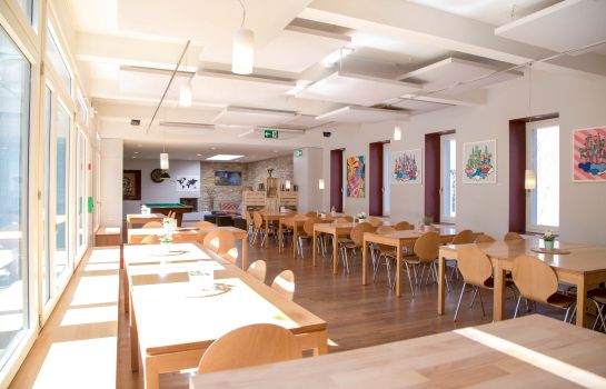 Reception Generation YMCA Hostel Basel