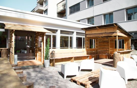 Garden Generation YMCA Hostel Basel
