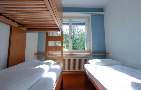 Triple room Generation YMCA Hostel Basel