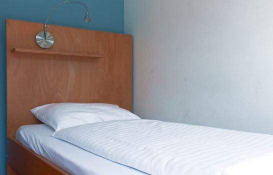 Single room (standard) Generation YMCA Hostel Basel