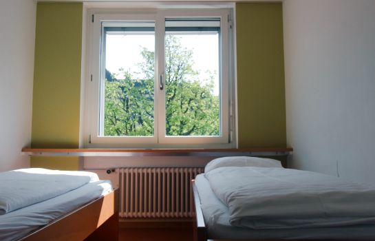 Double room (standard) Generation YMCA Hostel Basel