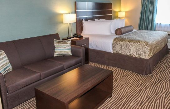 Zimmer BEST WESTERN PLUS MOOSOMIN HTL