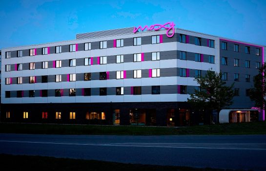 Exterior view MOXY Munich Airport