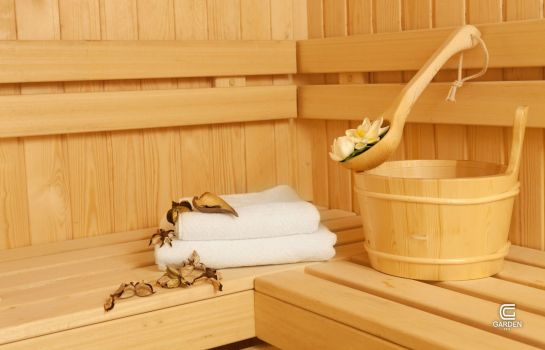Sauna Garden Spa Boutique Hotel