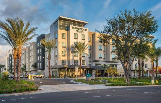 Widok zewnętrzny Homewood Suites Anaheim Resort - Convention Center