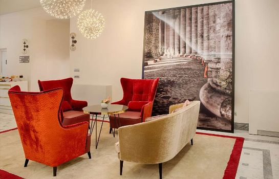 Hotelhalle NH Collection Roma Palazzo Cinquecento