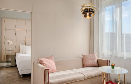 Junior Suite NH Collection Roma Palazzo Cinquecento