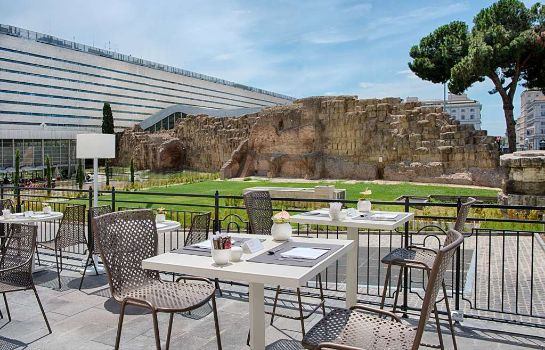 Restaurant NH Collection Roma Palazzo Cinquecento