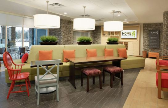 Hotelhalle Home2 Suites by Hilton Anchorage-Midtown