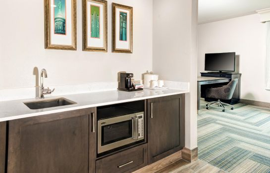 Hotelbar Hampton Inn & Suites by Hilton Atla