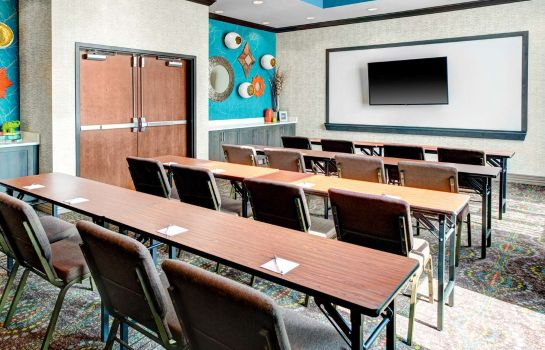 Conference room Hampton Inn - Stes by Hilton Atlanta Perimeter Dunwoody