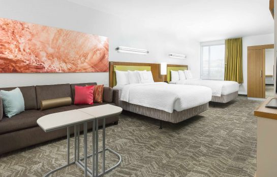 Zimmer SpringHill Suites San Diego Mission Valley