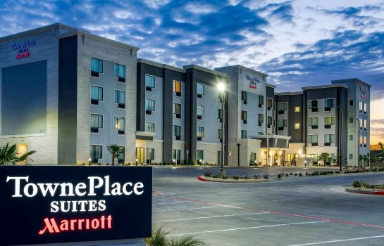 Vista esterna TownePlace Suites Waco South