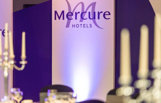 Bar de l'hôtel Mercure Daventry Court Hotel