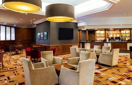 Hotel bar Mercure Daventry Court Hotel