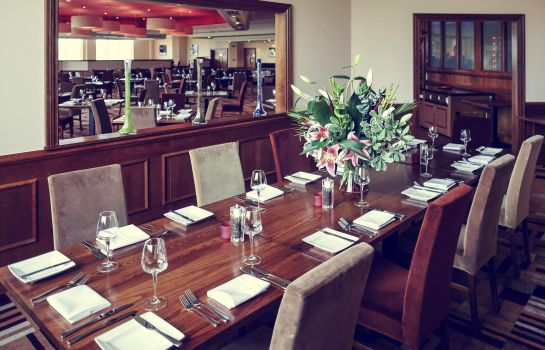 Restaurant Mercure Daventry Court Hotel