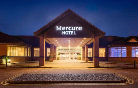 Information Mercure Daventry Court Hotel