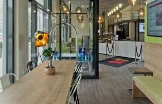Hotelhalle Super 8 Munich City West