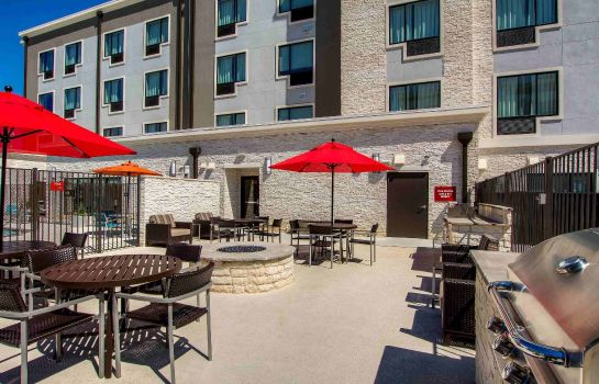 Bar hotelowy TownePlace Suites Waco South