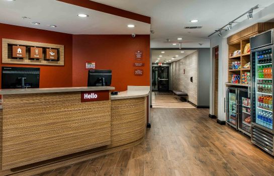 Hol hotelowy TownePlace Suites Waco South