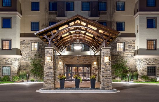 Vista exterior Staybridge Suites EAU CLAIRE - ALTOONA