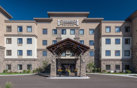 Vista esterna Staybridge Suites EAU CLAIRE - ALTOONA