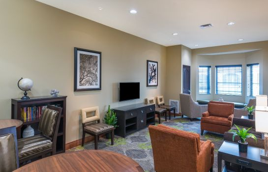 Hol hotelowy Staybridge Suites EAU CLAIRE - ALTOONA